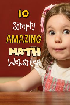 There are times when only a great math website will do! They teach, review and reinforce math concepts in a fun and entertaining way ...