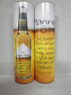 """Bier von """"Ein Geschenk für Dich"""""""