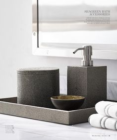 Bathroom Products Vanity Accessories