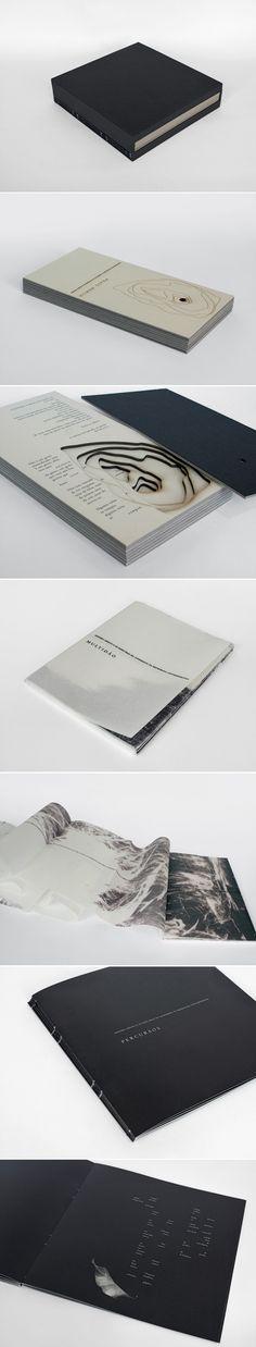 book design with case