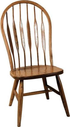 Amish Dixie Windsor Chair