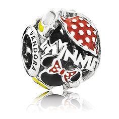 Minnie Mouse ''Minnie Mania'' Charm by PANDORA
