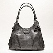 we simply adore this bag from Coach!  You'll keep this classic for a lifetime!