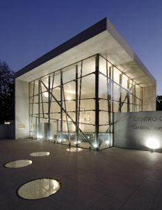 Museo, Centro Cultural y Teatro Carabineros de Chile / Gonzalo Mardones Viviani