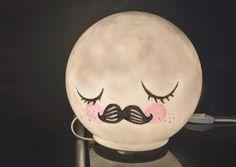 Mr. Moon Lamp