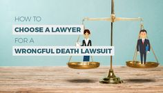 How to Choose a Lawyer in a Wrongful Death Lawsuit #personalinjurylawyer