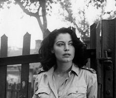 Vintage Deluxe — olivethomas: Ava Gardner in Bhowani Junction, 1956 Old Hollywood Glamour, Vintage Hollywood, Hollywood Stars, Classic Hollywood, Vintage Glam, Ava Gardner Photos, Ava Gardener, Barbara Stanwyck, Hooray For Hollywood