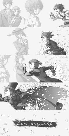 Ciel Phantomhive - Black Butler - Kuroshitsuji - so strong. Hot Anime, Manga Anime, Anime Meme, Anime Guys, Anime Art, Manga Girl, Grell Black Butler, Black Butler Meme, Black Butler Kuroshitsuji