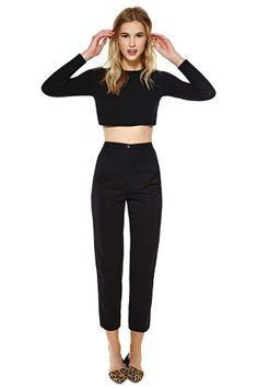 Nicole Wool Pants