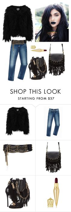 """""""Fall"""" by kotnourka ❤ liked on Polyvore featuring Dry Lake, Tommy Hilfiger, Lanvin, Dsquared2 and Christian Louboutin"""