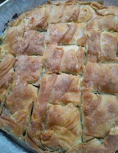 Spanakopita, Pork, Yummy Food, Meat, Baking, Ethnic Recipes, Kuchen, Essen, Kale Stir Fry