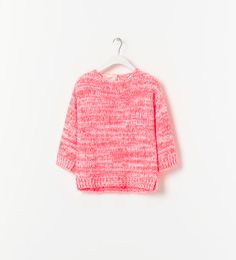 Image 1 of KNITTED SWEATER from Zara