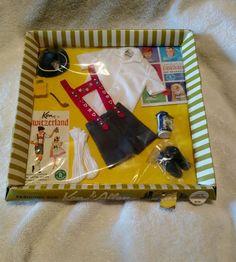 Barbie 1964 Ken in Switzerland #0776 New Sealed in Box #Mattel #ClothingShoes