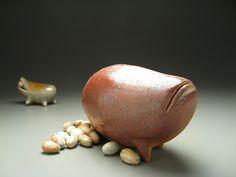 Egg Beast by Eva Funderburgh, via Flickr