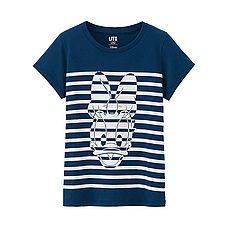 GIRLS DISNEY PROJECT Short Sleeve Graphic T-Shirt