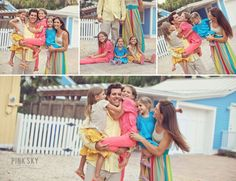family {session} | pink sky photography