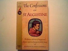 The Confessions of St. Augustine (1953, Paperback) Catholic ,English