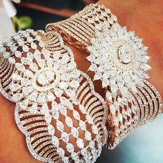 Stunning Diamond  bangle @the_Jewell_closet