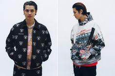 Supreme Primavera/Verão 2019 – Vestuário Supreme, Streetwear, Bomber Jacket, Jackets, Fashion, American Football Teams, Brazil, Dressing Rooms, Street Outfit