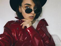 Round Sunglasses, Personal Style, Fashion, Moda, Round Frame Sunglasses, Fashion Styles, Fashion Illustrations