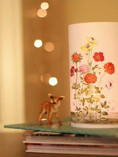 Decoupage Candle 001. Home Decor ...