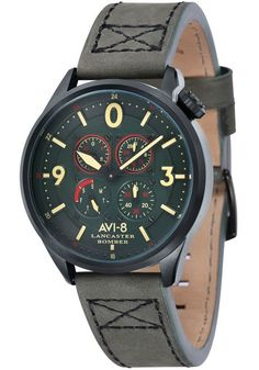 AVI-8 Lancaster Bomber AV-4050-04 Quad Army Green is now available at Watches.com. Free Worldwide Shipping* and Easy Returns. Shop Now