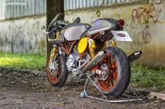 Ducati Borgo Rome - Mr Martini - RocketGarage - Cafe Racer Magazine