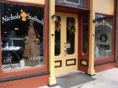 Great shop in Dexter, Michigan