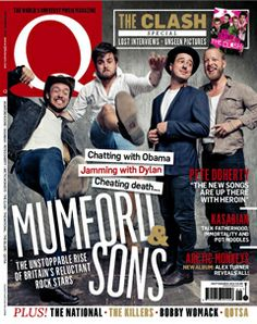 Q Mumford and Sons