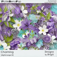 Charming page kit