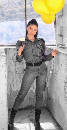 IDF - Israel Defense Forces - Women - Discharged