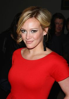 hilary duff-- pretty make up