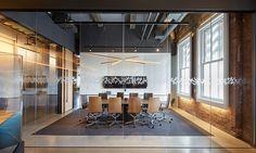 Sola Chairs from Davis Furniture in the Bloomberg Tech Hub - IwamotoScott