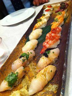 Wicky sushi fusion a Milano