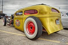 Rebel Rouser Hot Rods : Photo