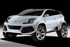 Cool Lamborghini SUV