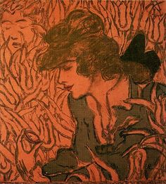 József Rippl-Rónai(Hungarian,1861–1927)Woman in Blue Dress,1896. Йожеф Риппл-Ронаи (Венгерский,1861-1927)Женщина в синем платье,1896. József Rippl-Rónai(韦伯斯特,1861年至1927年)蓝色礼服的女人,1896年。