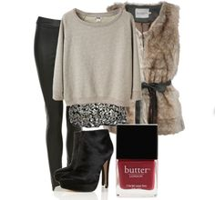 wardrobeSTYLE: Fall Faux Fur Vests!!!