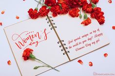 Free International Women's Day Wishes Cards 2020 International Women's Day Wishes, International Womens Day March 8, Women's Day 8 March, 8th Of March, Happy Woman Day, Happy Women, Women's Day Cards, Message Card, Ladies Day