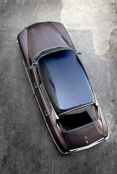 Citroën DS  = Most well-engineered automobile ever made.  I owned at least one from 1980 - 2005.