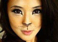 Haloween make-up idea!