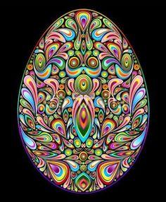 #Psychedelic #Art #Design © bluedarkat