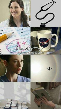 Grey's Anatomy | Lexie ❤