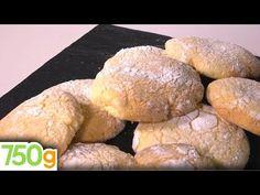 Κράκερς - YouTube Christmas Cookies, Hamburger, Biscuits, Bread, Sweet, Desserts, Food, Youtube, Lemon