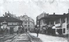 Old Sarajevo Photos - Grand Hotel, Titova Street 1895