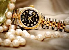 Watches , pearls, fashion, featured, Style, Watches