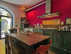 Fabulous cucina in Milan, Lombardy, Italy
