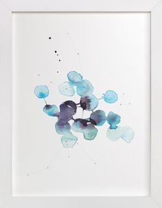 Connection No. 3 by Kelly Ventura at minted.com