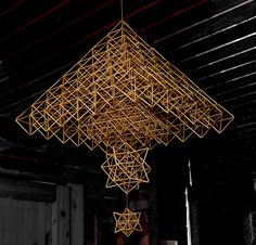 Himmeli by finnarct. Scandinavian Christmas, Christmas Diy, Straw Decorations, Paper Chandelier, Handmade Ornaments, Geometric Art, String Art, Diy Projects To Try, Christmas Traditions