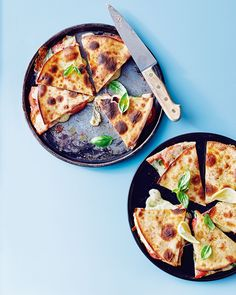 Simple enough to whip up on a weekday or as a quick snack – these cheese, tomato…